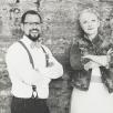 Sabrina & Flo, Hochzeit im Tippi-Zelt