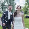 Theresa & Samuel, Hochzeit auf Schloss Illereichen